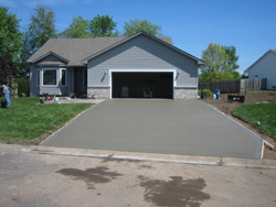 Concrete Flatwork - JT Earthworks