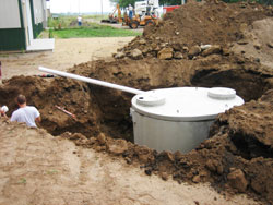 Water Sewer Septic Repair Installation - JT Earthworks